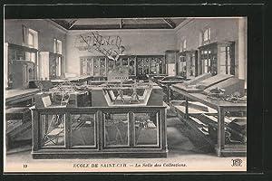 Carte postale Saint-Cyr, Ecole - La Salle