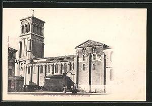 Carte postale Valence, Vue de la Cathedrale,