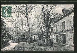 Carte postale Miolans, le château, vue de