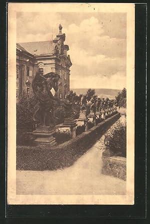 Ansichtskarte Kuks, sedmaro hlavnich hrichu