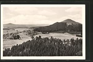 Ansichtskarte Vysoka Lipa, celkovy pohled