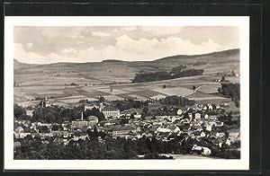 Ansichtskarte Kratzau / Chrastava, celkovy pohled