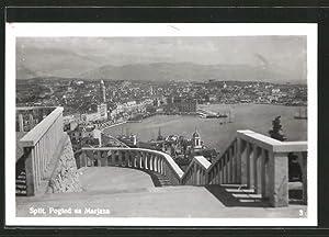 Ansichtskarte Split, Pogled sa Marjana