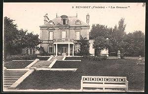 Carte postale Bénodet, Les Ormeaux