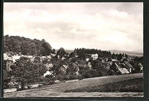 Ansichtskarte Jahnsdorf, Panoramaansicht