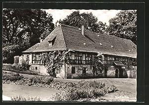 Ansichtskarte Meuselwitz, Stadtmühle