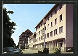 Carte postale Altenberg, centre medical de traitement