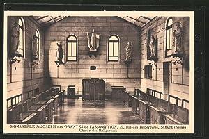 Carte postale Sceaux-Bourg-la-Reine, monastére Saint-Joseph des orantes