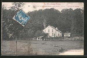 Carte postale Loubatière, Forêt de la Loubatière,