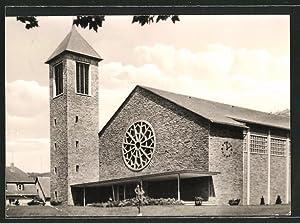 Ansichtskarte Niederfell, Kloster Kühr, Herz-Jesu-Haus