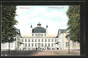 Ansichtskarte København, Fredensborg Slot