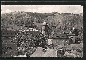 "Ansichtskarte Lobeda, Zentrale Schule des FDGB ""Georg"