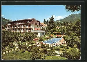Cartolina Meran, Hotel Juliane