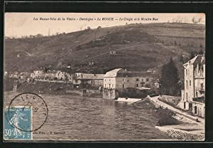 Carte postale Le Bugue, Le Cingle et