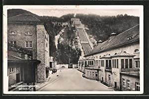 Ansichtskarte Kochel, Werkhof des Walchsee-Kraftwerks