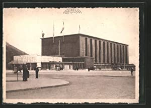 Ansichtskarte Liége / Luik, Grand palais de