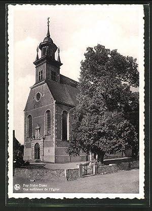 Ansichtskarte Foy-Notre-Dame, Vue extèrieure de l'eglise