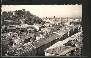 Cartolina Cesena, Panorama, Rocca Malatestiana