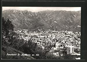 Cartolina Lumezzane S. Apollonio, Ortsansicht mit Neubauten