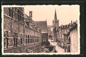 Ansichtskarte Lessines, Hôpital N.-D. à la Rose,