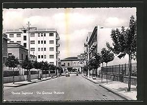 Cartolina Nocera Inferiore, Via Giacomo Matteotti