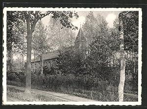 Ansichtskarte Mariaveld, Minderhout, Het pinkelend klooster langs