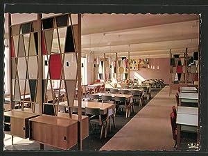 Ansichtskarte Heikruis, Jugendzentrum Rel. Ursulines, Klassenzimmer Innenansicht