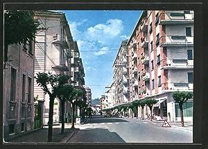 Cartolina Asti, Corso Giacomo Matteotti