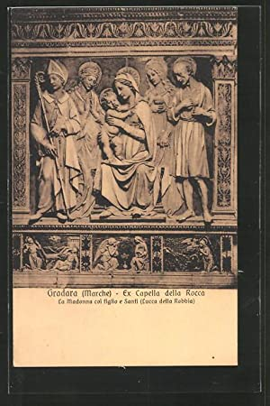 Cartolina Gradara, Ex Capella della Rocca, La