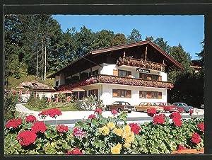Ansichtskarte Schönau, Hotel-Pension Greti