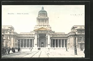 Ansichtskarte Brüssel / Bruxelles, palais de Justice