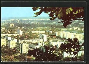 Ansichtskarte Cluj, Cartierul Grigorescu, Neubausiedlung