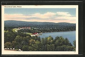 Postcard Maine, ME, Moosehead Lake