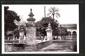 Postal Cordoba, Mezquita, Patio de los Naranjos