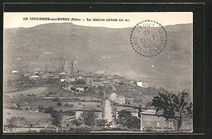 Carte postale Saint-Didier-sous-Riverie, vue générale
