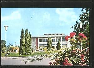 Ansichtskarte Otelul Rosu, Gebäudeansicht