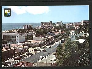 Postal Torremolinos, Vista general de Montemar