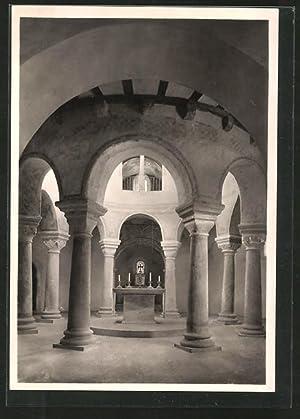 Ansichtskarte Fulda, Rotunde in der Michaelskirche