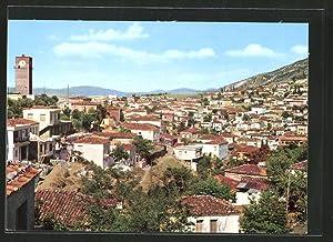 Ansichtskarte Livadia, Vue partielle, Teilansicht der Ortschaft