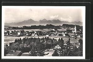 Ansichtskarte Lechbruck, Gesamtansicht