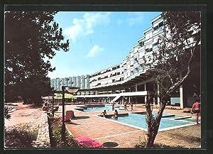 Ansichtskarte Rovinj, Hotel Istra, Crveni Otok