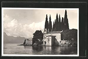 Cartolina San Vigilio, Blick zur Locanda