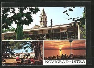 Ansichtskarte Novigrad, Istra