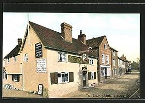 "Postcard Cobham, The ""Leather Bottle"" Inn"