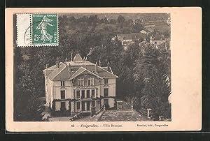 Carte postale Fougerolles, Villa Bresson