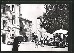 Ansichtskarte Makarska, Motiv aus der Stadt