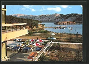 Ansichtskarte Lopar, Blick vom Hotel Istra auf