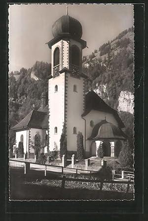 Ansichtskarte Melchthal, Wallfahrtskirche Maria-Melchthal