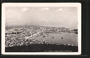Ansichtskarte Split, Panorama sa Marjana