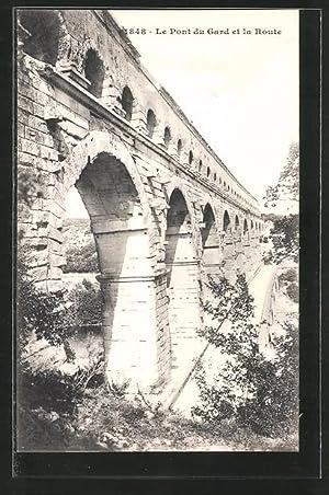 Pont du gard abebooks for Nimes france code postal